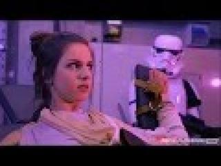 Stella Cox: Force Awakens - STAR WARS Parody