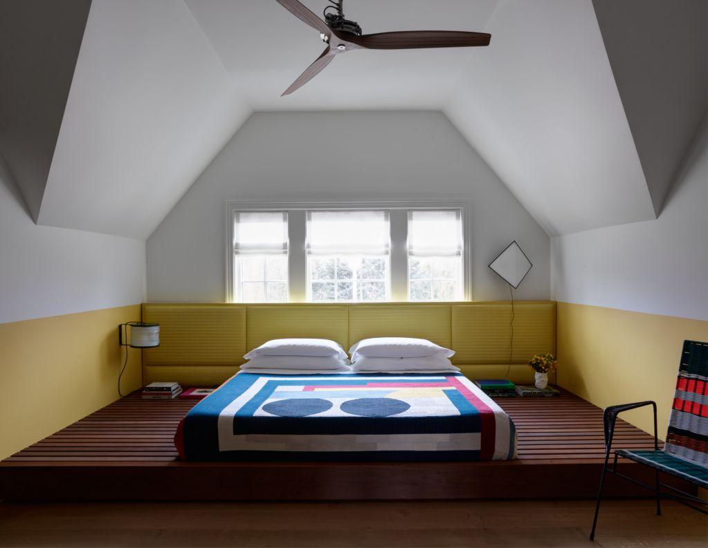 Дом в Хэмптонс по проекту Кэрол Иган