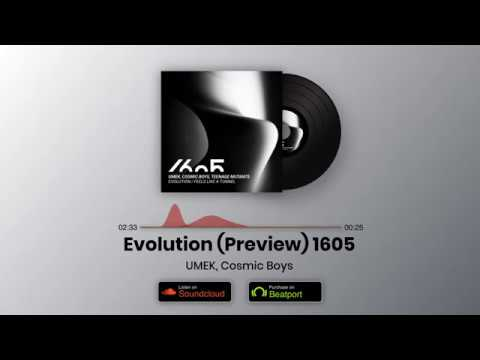 UMEK Cosmic Boys Evolution Preview 1605