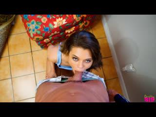 Destiny Cruz - Step Sis Likes To Suck Dicks - All Sex Teen Latina Deepthroat Gagging Swallow Hardcore Hairy Pussy Facial, Порно