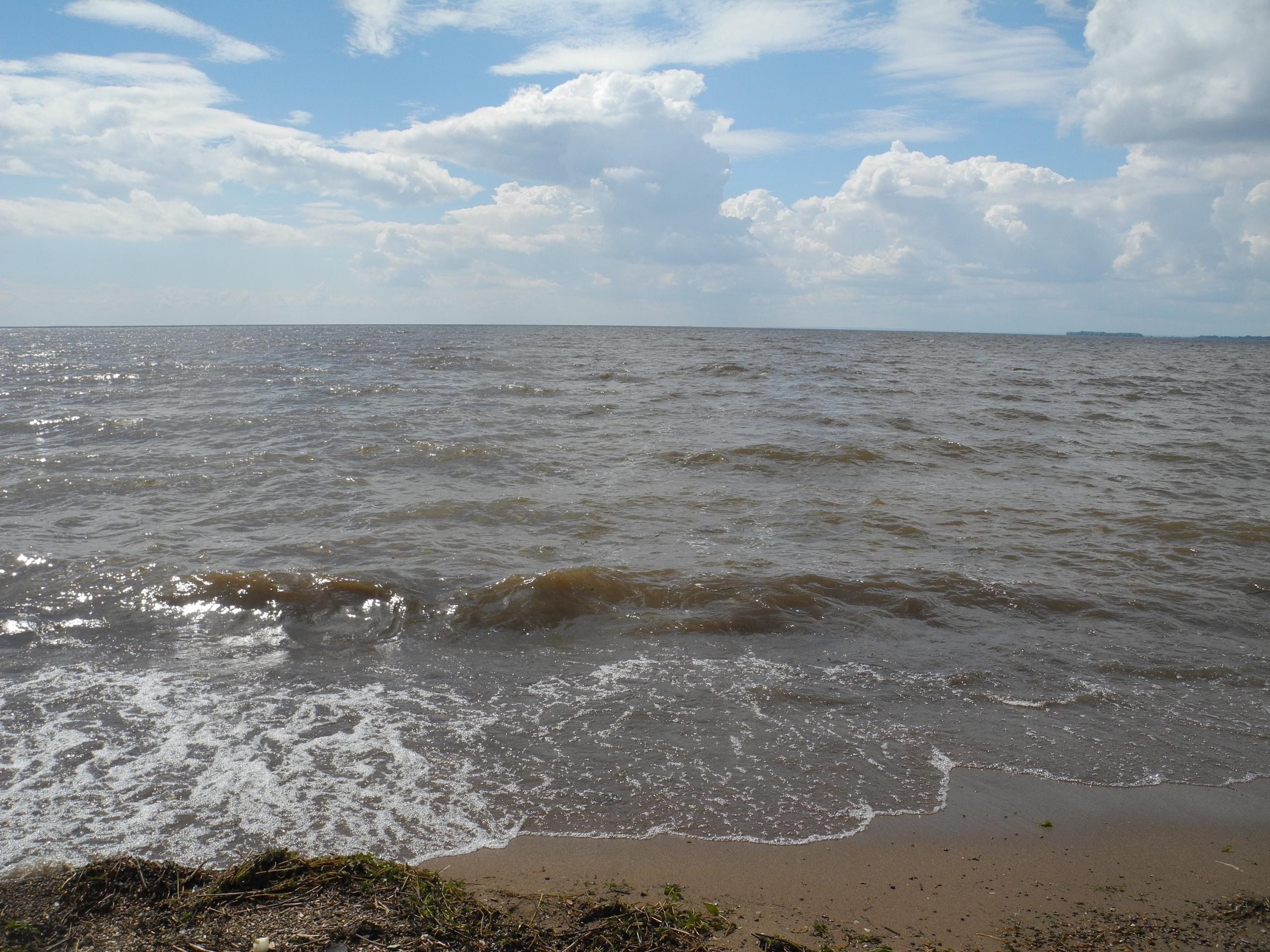 камское море