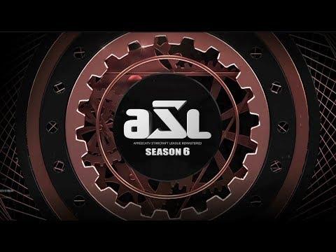 ENG AfreecaTV StarLeague ASL S6 Finals