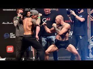 Бой года Макгрегор-Порье 2: Кто победит на UFC 257 | Время начала боя | FightSpace