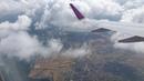 Взлёт самолета и вид на город в 4K 60 FPS (аэропорт Катовице)