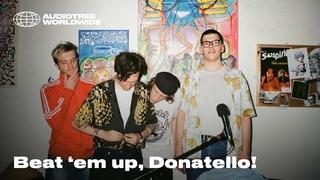 Beat 'em Up, Donatello!  - Casey Jones / Dancing Alone   Audiotree Worldwide