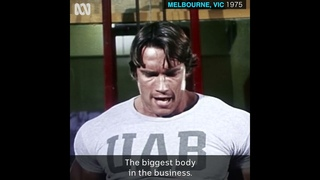 RARE INTERVIEW OF ARNOLD SCHWARZENEGGER IN 1975 TALKING ABOUT BODYBUILDING!! BEFORE PUMPING IRON!