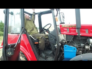 МТЗ-320.4 М Беларус - Тест-драйв и Обзор Трактора Беларус 320.4 М - Сельхозтехника Pro автомобили
