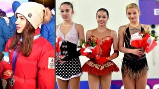 Алина Загитова. Зимний Европейский Юношеский Олимпийский Фестиваль [12-19/02/2017] (Турция) [HD1080]