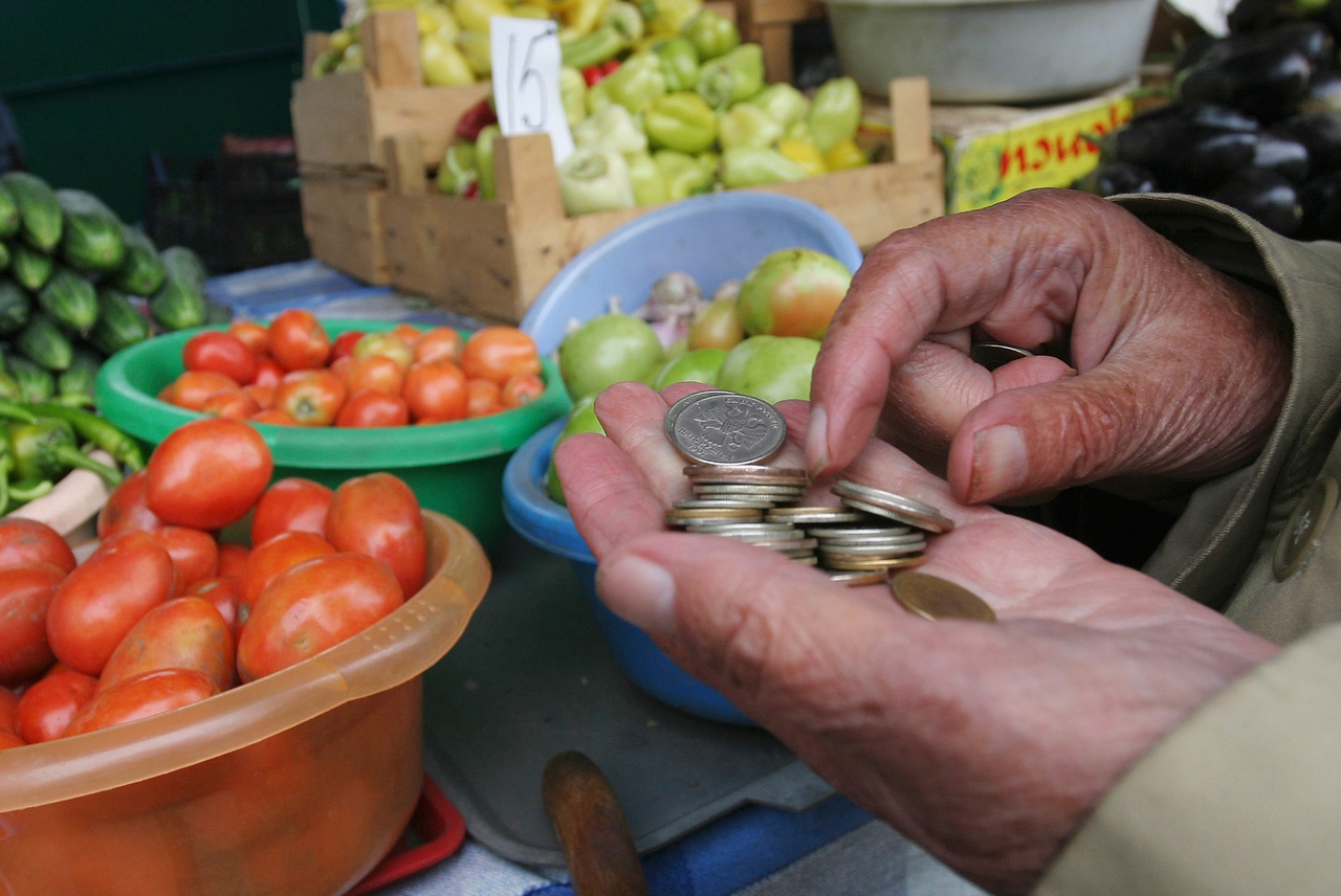 Эскалация нищеты