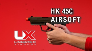 HK 45C Airsoft Pistol