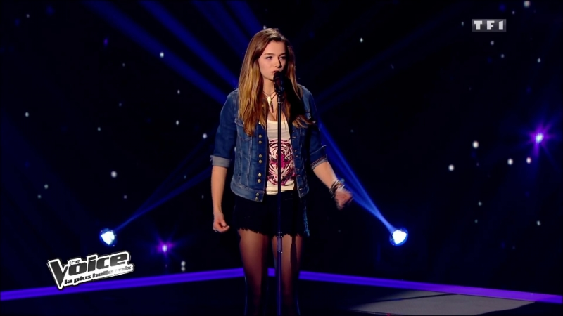 The Voice 2014│Liv Let it Be The Beatles │Blind audition