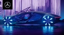 Mercedes Benz VISION AVTR The Vision of Tomorrow's Next Big Thing