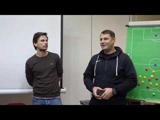 Антон Евменов новый спортивный директор ФК «Енисей»