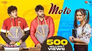 Moto   Diler Kharkiya   Ajay Hooda     Anjali Raghav   Latest Haryanvi Song 2020