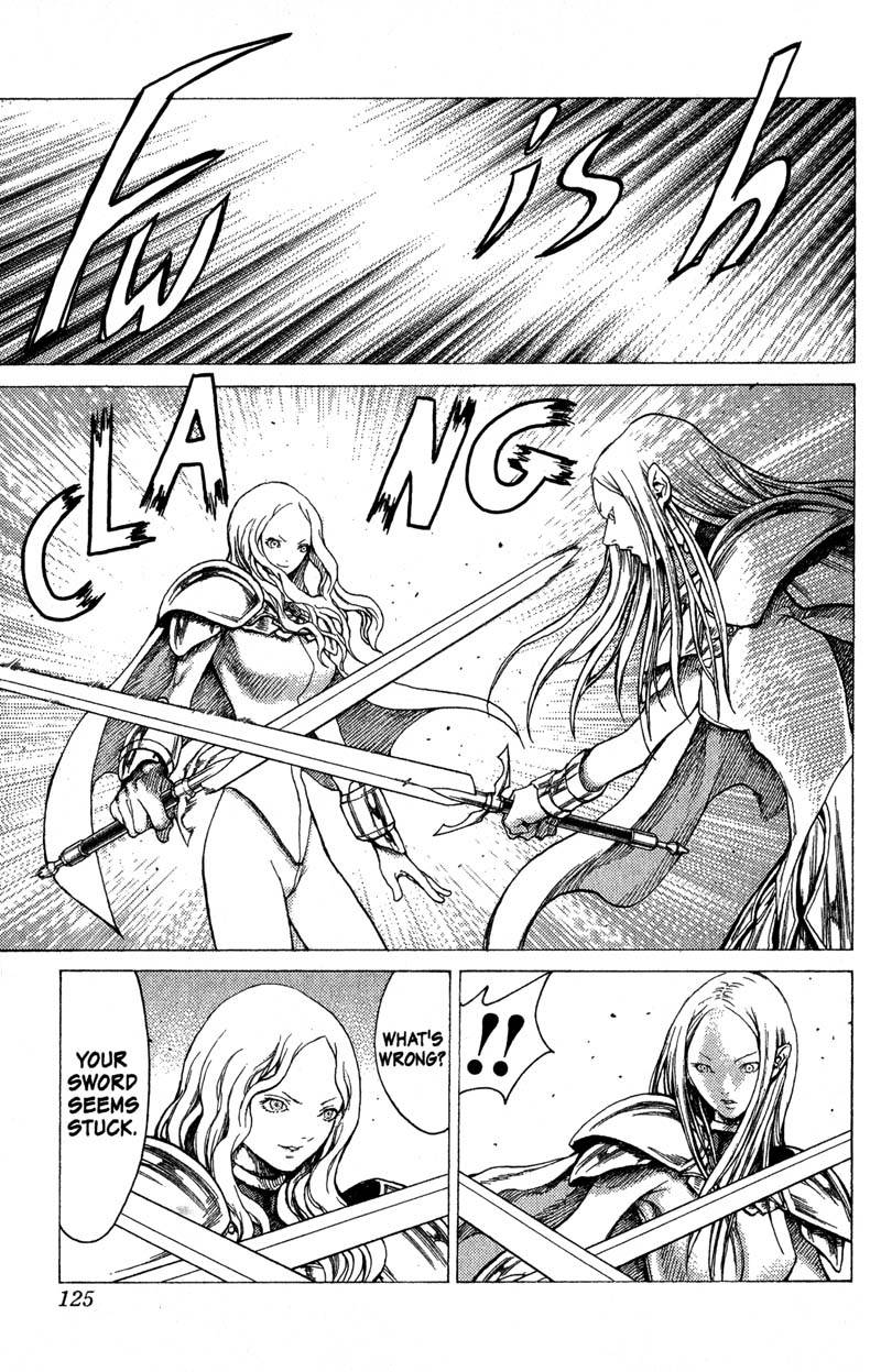 Claymore, Chapter 19, image #22