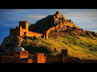 Генуэзская крепость. Часть 1: Обзорная экскурсия