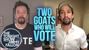 Two Goats Who Will Vote