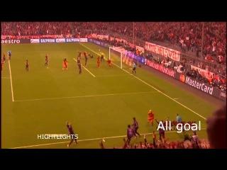 Barcelona vs Bayern Munich 0-3 All Goals & Full Match Highlights 2013 HD