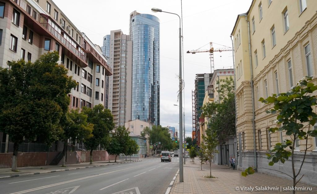 Мегаполис на Волге, Россия 2020