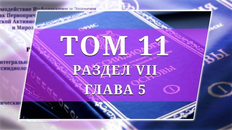 Том 11. Раздел VII. Глава 5 — Ииссиидиология Аудиокнига