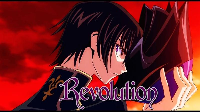 Code Geass Lelouch of The Rebellion AMV Revolution