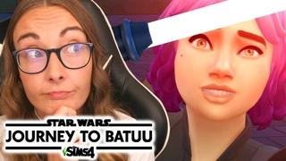 I'm joining the dark side - Sims 4 Journey to Batuu Gameplay