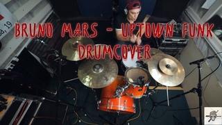 Bruno Mars - UPTOWN FUNK | DrumCover | Zverski Bit