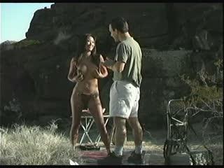 Nicole Oring in Softcore Erotica