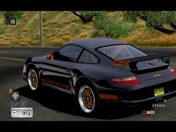 TDU PLATINUM Porsche 911 GT3 RS cruise race4