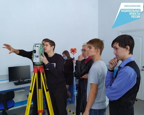 Зауральские школьники прошли профессиональные пробы в рамках проекта «Билет в будущее»