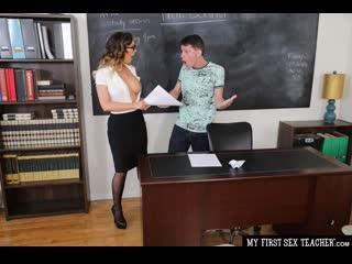 Cherie DeVille (инцест,milf,минет,секс,анал,мамку,сиськи,brazzers,PornHub,порно,зрелую,попку,куни,грудь,киску,хентай,кончил)