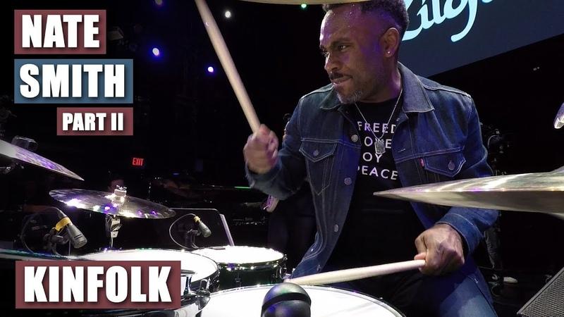 Armand Zildjian Artist In Residence Concert Nate Smith Part 2