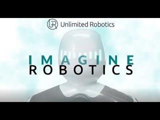 Meet Gary - The most functional service robot you've seen
