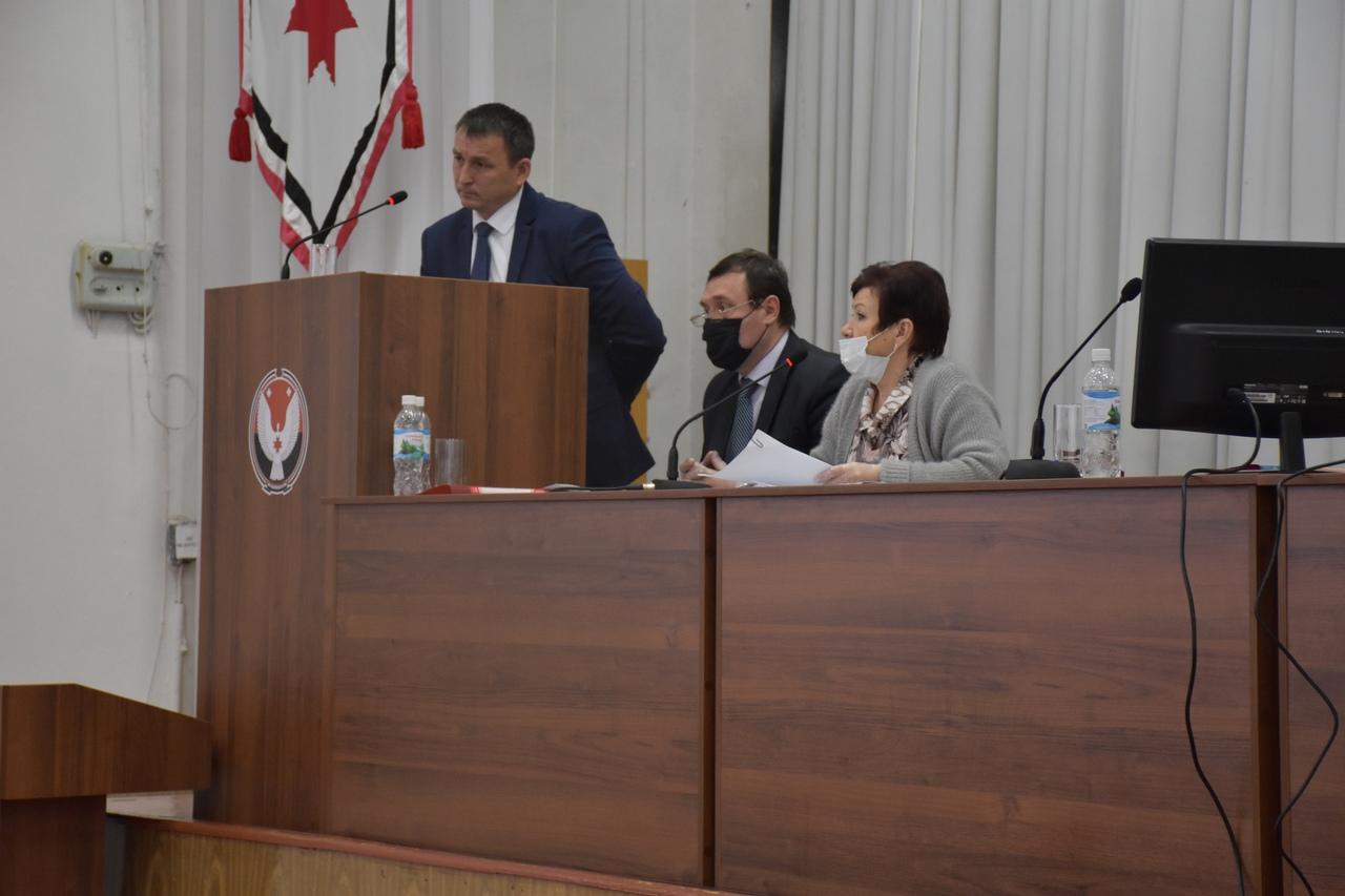Сегодня прошла очередная 37-ая сессия Совета депутатов МО