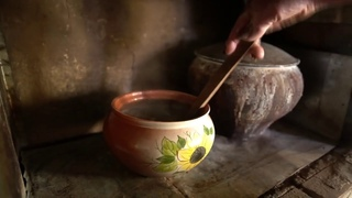А lonely life of a Russian village. Asmr sounds