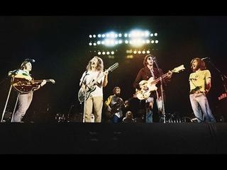 Crosby, Stills, Nash & Young - Wembley Stadium 1974