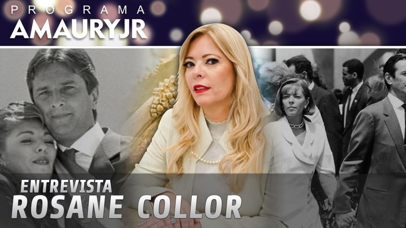 Rosane ex Collor fala de magia negra na presidência