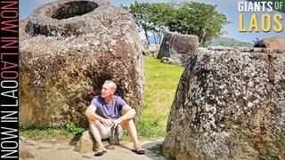 Travel Laos Plain of Jars   The Giants of Asia - Plain of Jars Phonsavan Laos (country)