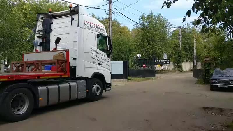 Первая партия Адмиралов прибыла в Иваново