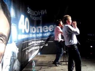Алексей Потехин и Владимир Лучников.