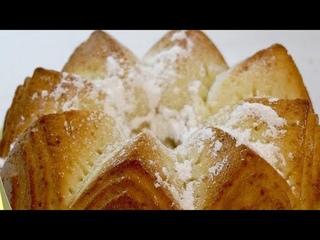 ГОТОВИМ С ДЕТЬМИ! Йогуртовый кекс из книги Французские дети не плюются едой