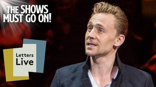 LETTERS LIVE ft Benedict Cumberbatch, Tom Hiddleston and more! | FULL SHOW | The Shows Must Go On