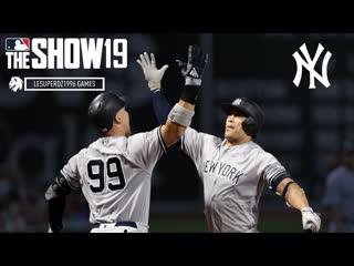 LeSuperDZ:  - MLB The Show 19 NY Yankees Franchise [RU|EN]