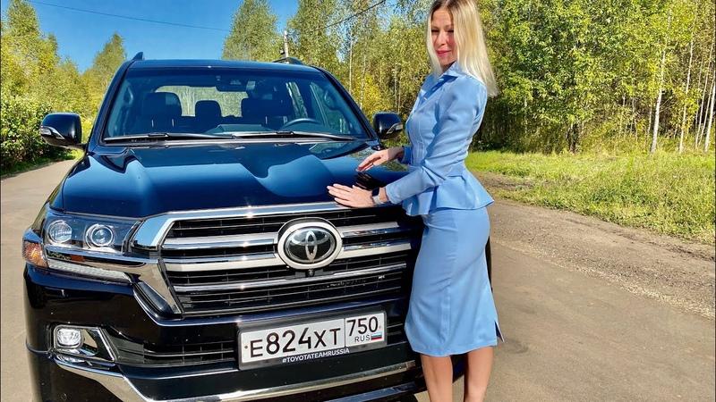Обновление Toyota Land Cruiser В чем Крузак изменился