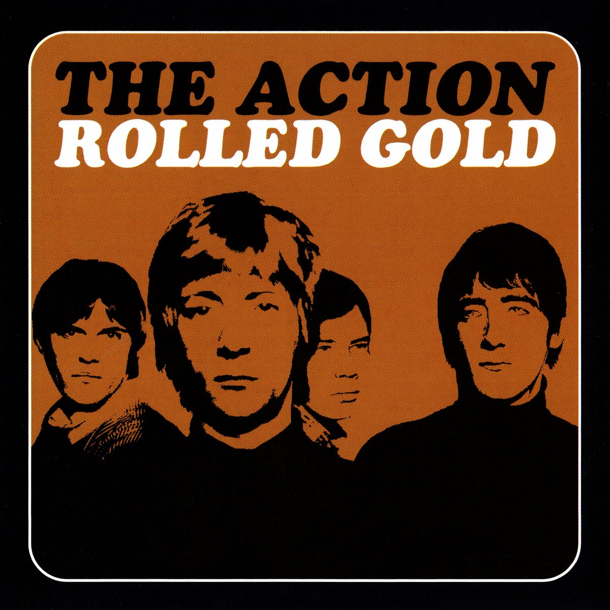 The Action album Rolled Gold