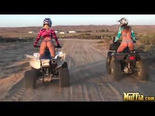 Rode Hard Left Wet (Molly Cavalli, Avy Scott)