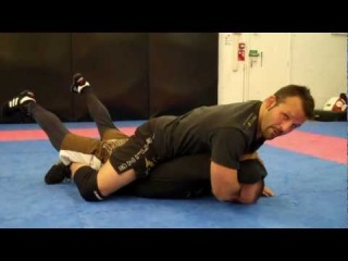 BOLT Wrestling Kenny Johnson - Breakdown, Leg Ride and Power Half Turn at Leicester Shootfighters