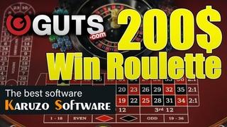 BIG WIN Casino GUTS with Karuzo Software! +200$
