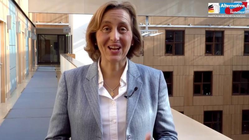 AfD Beatrix von Storch Untersuchungsausschuss Bamf und Asylpolitik