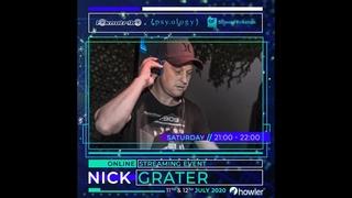 Nick Graters set on the Twilight festival Stream
